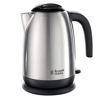 Russell Hobbs 1.7 Litre Adventure Brushed Stainless Steel Electric Kettle | 23910