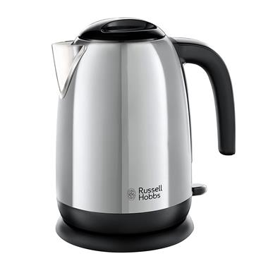Russell Hobbs 1.7 Litre Adventure Polished Kettle 3000w - Stainless Steel | 23911