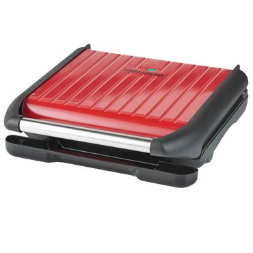 George Foreman 7 Portion Entertaining Health Grill Red | 25050