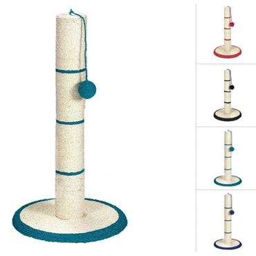 Trixie Sisal Cat Scratching Post on a Stand 50cm | TX3098