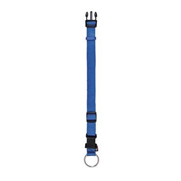 TRIXIE PREMIUM BLUE DOG COLLAR XS-S 22-35CM | TX1429