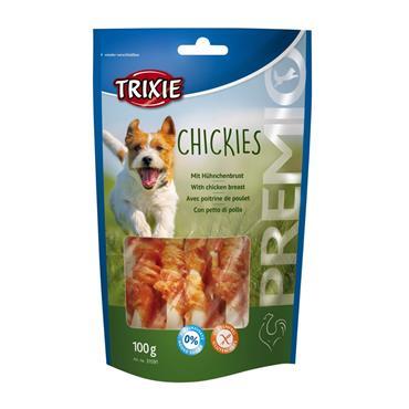 Trixie Premio Chickies Dog Treat 100g   TX5911