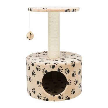 Trixie Cat Scratching Post with Push Cave 61cm | TX7040