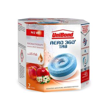 UNIBOND AERO 360 REFILL 2 PACK - FRUIT
