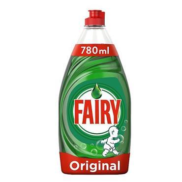 FAIRY WASH UP LIQUID 780ML