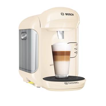 Bosch Tassimo Vivy 2 Pod Coffee Machine - Cream | TAS1407GB