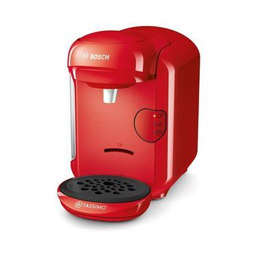Bosch Tassimo Vivy 2 Pod Coffee Machine - Red | TAS1403GB