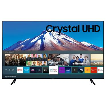 "SAMSUNG 43"" Smart 4K Ultra HD HDR LED TV 