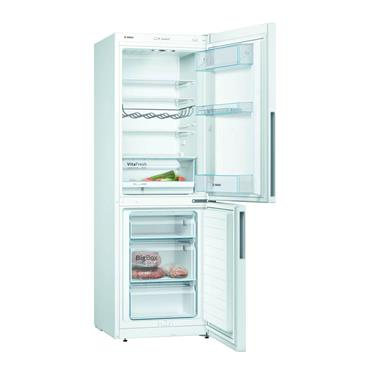 Bosch 176cm 60/40 Fridge Freezer - White | KGV336WEAG