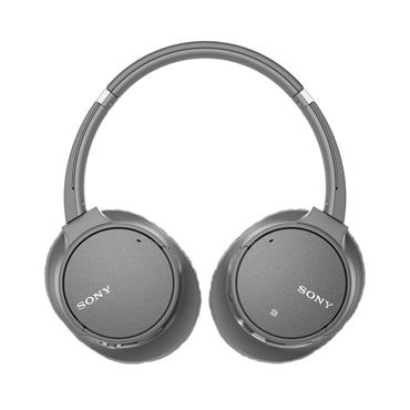 Sony Grey Noise Cancelling Over Ear Headphones | WHCH700NHCE7