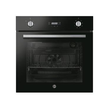 Hoover Single Electric Oven - Black | HOC3T3058BI