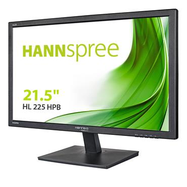 """Hannspree 21.5"""" Full HD LED VGA / HDMI Computer Monitor with Speakers 