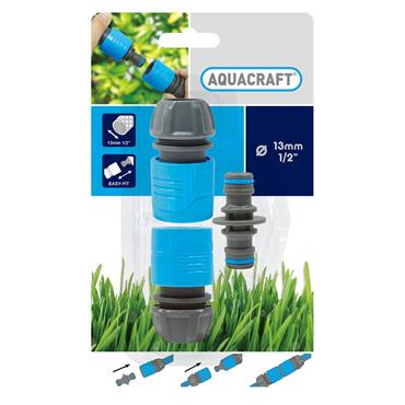 "Aquacraft 1/2"" Hose Connector Joiner Set | AQC550211"