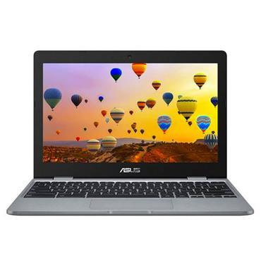"Asus 11.6"" Intel Celeron Chromebook 4GB 32GB eMMC - Grey | C223NA-GJ0014"