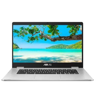 "Asus 15.6"" Chromebook FHD 4GB 64GB Laptop - Silver | C523NA-A20057"