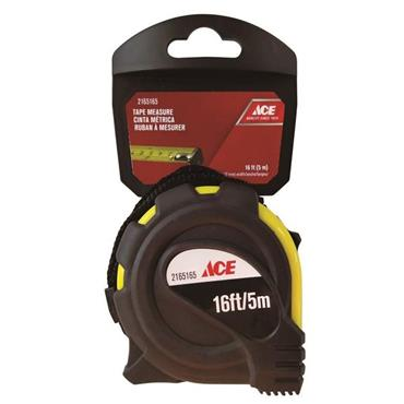 Ace 5 Metre Measuring Tape - 16ft
