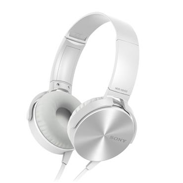 Sony Compact Folding Headphones White | MDRZX310APWCE7