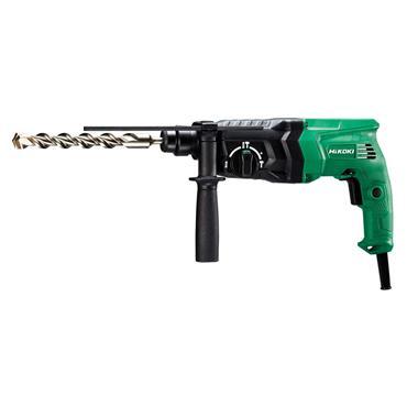Hitachi DH24 SDS Plus 3 Mode Rotary Hammer Drill 110v | HITDH24PXL