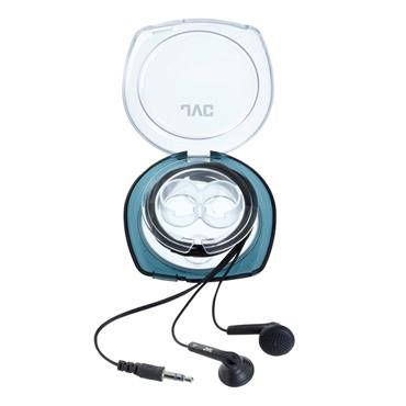 JVC In ear headphones with case | HAF10CEN