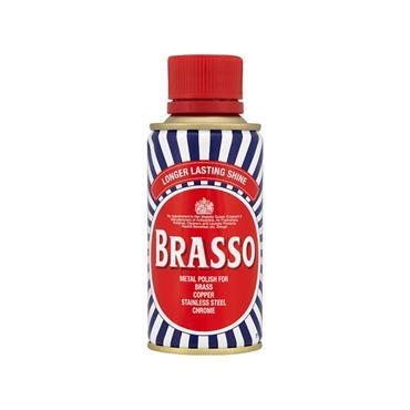 Brasso 175ml Liquid Metal Polish | 0250-16