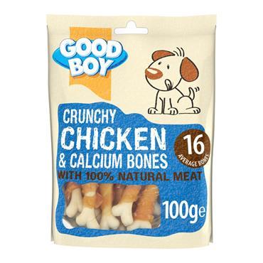 Good Boy Chicken & Calcium Bones   AT5661