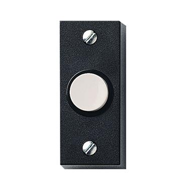 Honeywell Door Bell Push Button Dimex - Black | 1003-28