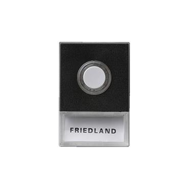 Friedland Honeywell Door Bell Push Button | 1003-32
