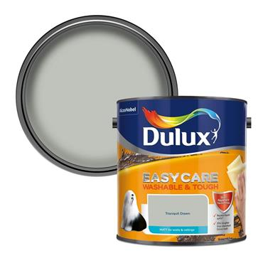 Dulux 2.5 Litre Easycare Washable Matt - Tranquil Dawn | 5270121