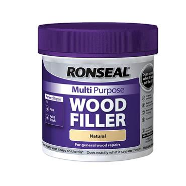 Ronseal Multi Purpse Wood Filler 465g - Natural | 34745