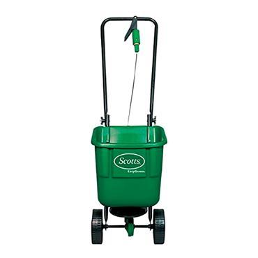 Scotts EasyGreen Rotary Lawn Fertilizer Spreader