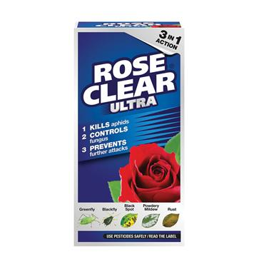ROSE CLEAR ULTRA 200ML CONCENTRATE 3 IN 1   4104429