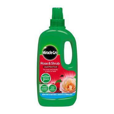 Miracle Gro Rose & Shrub Liquid Plant Food 1 Litre