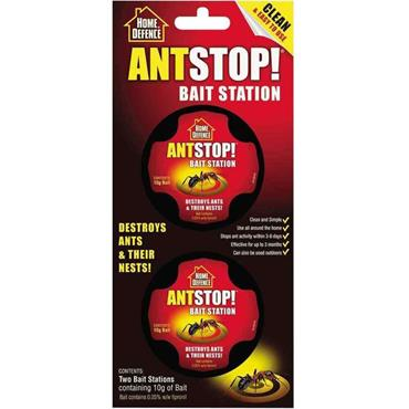 ANTSTOP BAIT STATION 2 PACK ANT KILLERS