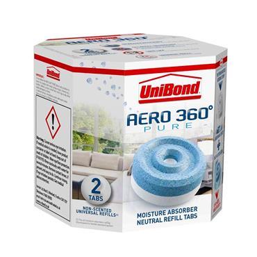 UNIBOND AERO 360 REFFILL 2PCK - NEUTRAL