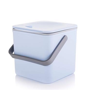 Minky Food Waste Caddy (Compost Bin) - Blue | MNK323898