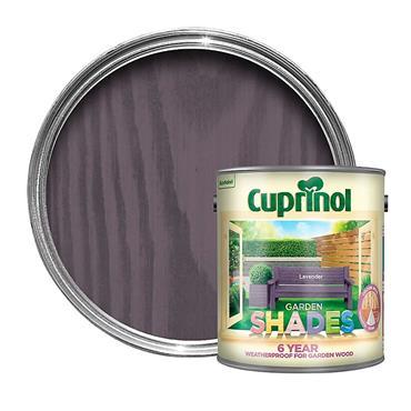 Cuprinol 2.5 Litre Garden Shades Woodstain - Lavender | 5092557