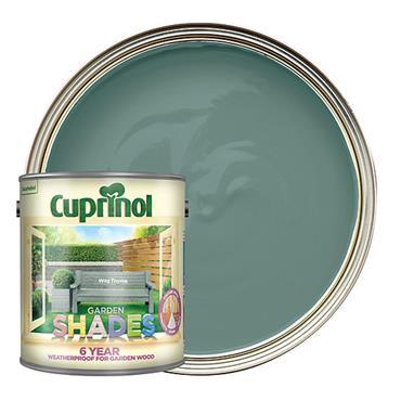 Cuprinol 2.5 Litre Garden Shades Woodstain - Wild Thyme | 5092593