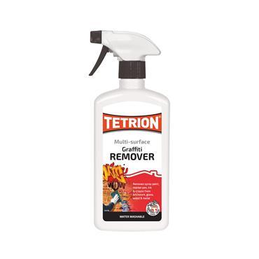 Tetrion Graffiti Remover 500ml | TGR500