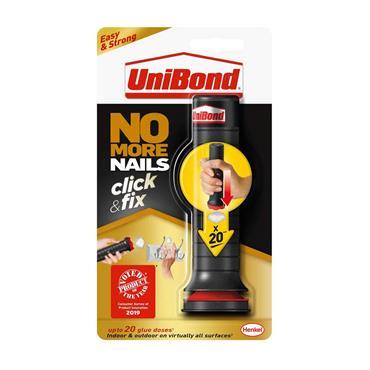 UNIBOND CLICK & FIX GRAB ADHESIVE 30G