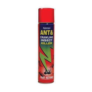SANMEX ANT & INSECT KILLER SPRAY 300ML | SA02