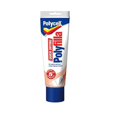 Polycell Multipurpose Quick Drying Polyfilla 330g Wall Filler | 5084948