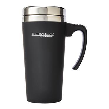 Thermos Thermocafe Travel Mug 400ml - Black | 071400