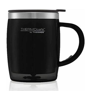 Thermos Thermocafe Desk Mug 450ml - Black | 071799