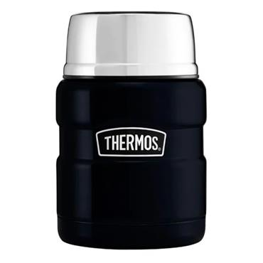 Thermos Stainless King Food Flask with Spoon 470ml - Midnight Blue | 183270
