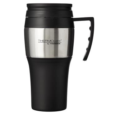 Thermos Thermocafe Travel Mug 400ml - Stainless Steel   183344