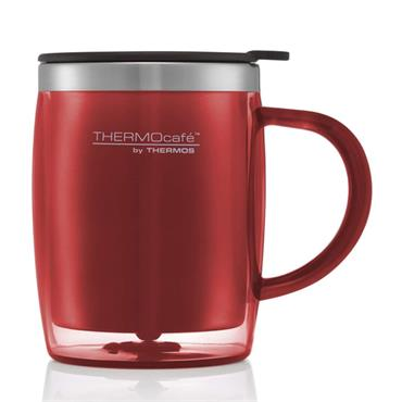 Thermos Thermocafe Desk Mug 450ml - Red | 187094