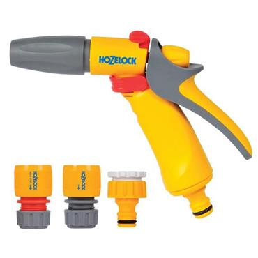 Hozelock Jet Spray Gun Starter Set | HOZ2348