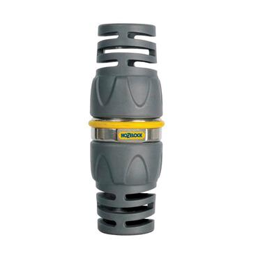 Hozelock Pro Metal Hose Repair Joiner Connector 12.5mm (1/2in) | HOZ2043