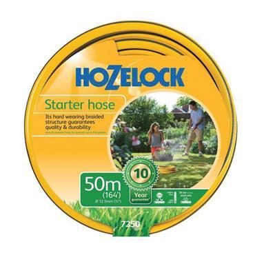 hozelock 7250 Starter Hose 50m 12.5mm (1/2in) Diameter