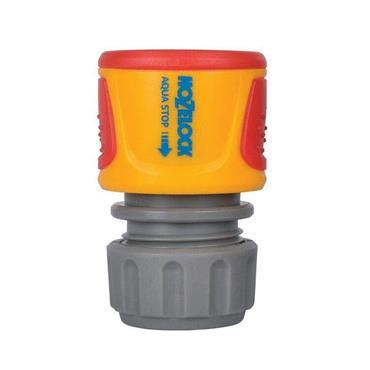 Hozelock 2075 Soft Touch AquaStop hose Connector